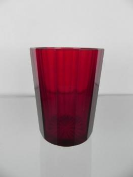 Glass - ruby glass - 1830