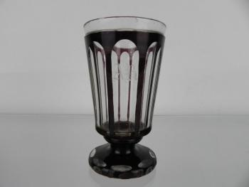 Glass - clear glass - 1850