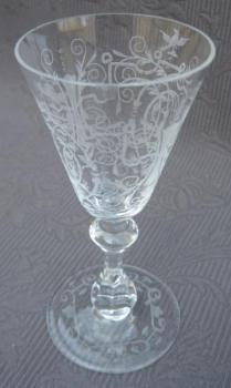 Small Glass - 1850